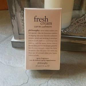 New Philosophy spray fragrance